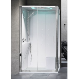 EON 2P120X80 HAMMAM (steam shower) 1200 x 800 mm