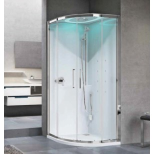 NOVELLINI EON R90 HAMMAM (steam shower) 900 x 900mm