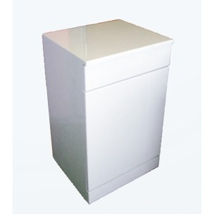 Arte 500mm Back to Wall Toilet Unit WC Unit UK Manchester Liverpool WC units Selection
