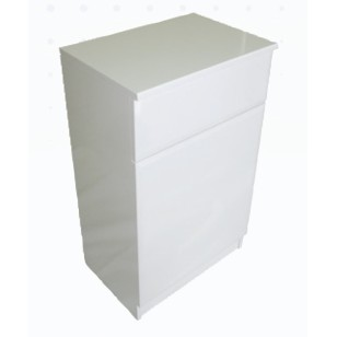 Lily 600 mm Back to Wall WC/Toilet Unit UK Manchester Liverpool WC Units Selection