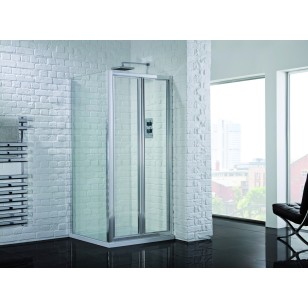 Aquadart Venturi 6 Framed Bifold Shower Door 760 mm